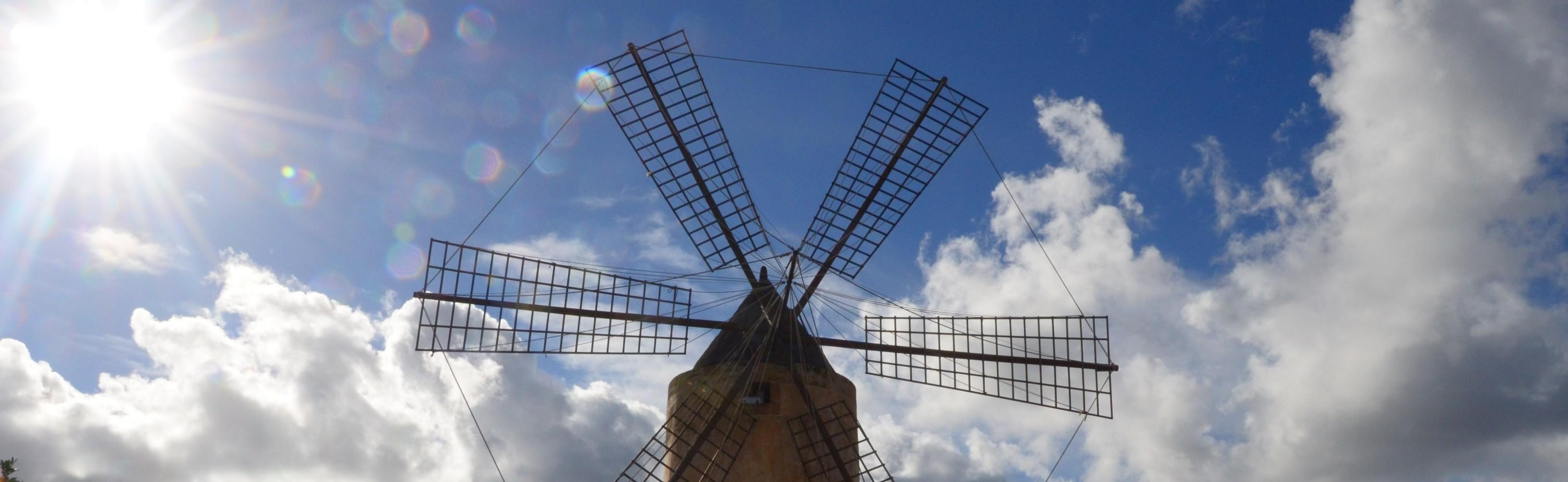 Mallorca Windmühle