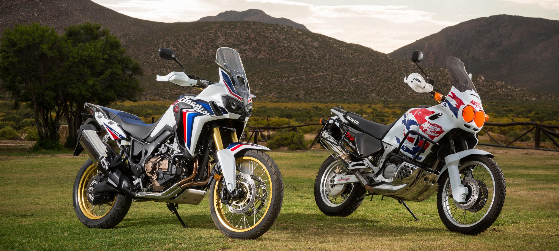 Honda CRF1000L XRV750 AfricaTwin